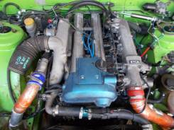 Двигатель в сборе. Nissan Silvia, S13