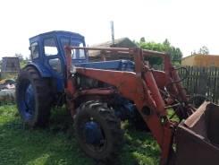 ЛТЗ Т-40АМ. Трактор Т-40 АМ