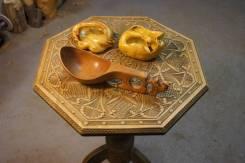 Ручное изготовление изделий из дерева на заказ, по Вашим заявкам.