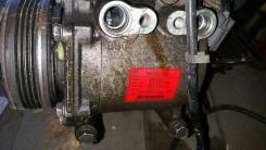 Компрессор кондиционера. Mitsubishi Pajero Mini Двигатель 4A30