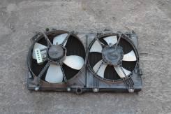 Радиатор охлаждения двигателя. Mitsubishi GTO