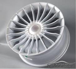 Alpina. 8.5x18, 5x100.00, 5x114.30, ET35, ЦО 67,1мм. Под заказ