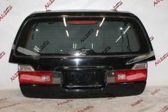 Дверь багажника. Nissan Stagea
