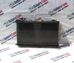 Радиатор охлаждения двигателя. Subaru Forester, SG, SG5, SG9, SG9L