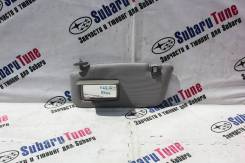 Козырек солнцезащитный. Subaru Forester, SG, SG5, SG9, SG9L
