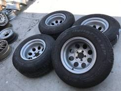 Mickey Thompson. 10.0x15, 5x114.30, ET-46, ЦО 84,1 мм.