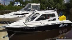 Silver Eagle. Год: 2010 год, длина 6,00м., двигатель подвесной, 175,00л.с., бензин