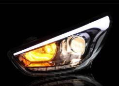 Фара. Hyundai ix35, LM