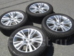 Оригинальные Lexus 350-450H ++ 235/55R19 ЗИМА Япония!. 7.5x19 5x114.30 ET35