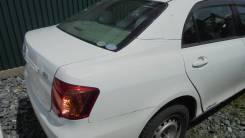 Задняя часть автомобиля Toyota COROLLA AXIO