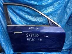 Передняя дверь правая Nissan skyline V35