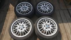 Комплект колес BMW e46 стиль 72 на резине Yokohama. x18 5x120.00 ЦО 72,6мм.