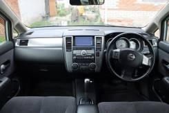 Nissan Tiida Latio. вариатор, передний, 1.5 (109 л.с.), бензин, 65 000 тыс. км