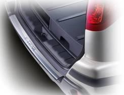 Накладка на бампер. Nissan X-Trail, T31, NT31, DNT31, TNT31 Двигатели: QR25DE, MR20DE, M9R. Под заказ