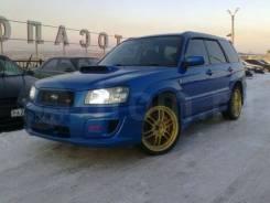 Бампер. Subaru Forester, SG5, SG9, SG, SG69, SG9L. Под заказ