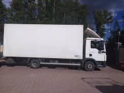 Фургон с гидробортом Dhollandia DH-LM