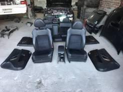 Интерьер. Subaru Legacy, BP5