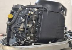Honda. 30,00л.с., 4-тактный, бензиновый, нога S (381 мм), Год: 2001 год