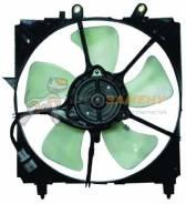 Диффузор радиатора в сборе TOYOTA TERCEL/CORSA/CYNOS/COROLLA 2 EL5# 94-97/RAUM 97-03 SAT / STTYX52010