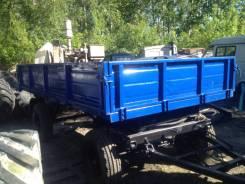 2ПТС-4,5. Прицеп тракторный 2птс4.5, 4 500 кг.