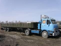 МАЗ. Маз 504В + полуприцеп 12,6м, 14 800 куб. см., 20 000 кг.