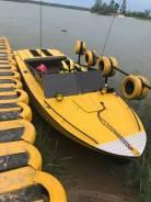 Амур-М. длина 5,50м., двигатель стационарный, бензин