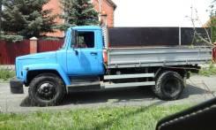 ГАЗ 3307. газон, 4 200 куб. см., 5 000 кг.