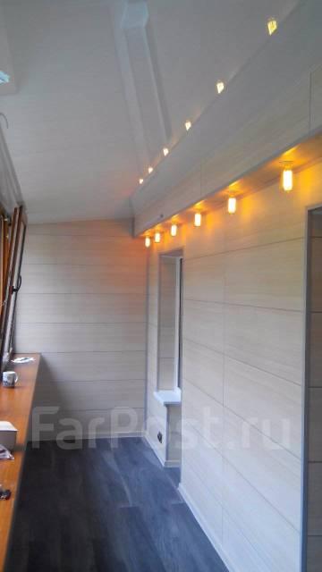 Комплексная и частичная отделка квартир, домов, комнат, помещении.