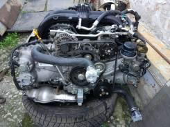 Двигатель в сборе. Subaru: Legacy B4, Outback, Legacy, Exiga Crossover 7, Forester, Exiga Двигатель FB25
