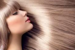 СПА ДЛЯ Волос- горячее обертывание шелком! Суперпредложение! Лечение