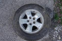 Daihatsu. 5.0x15, 5x114.30