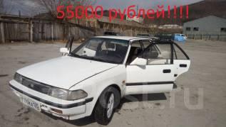 Toyota Carina. механика, передний, 1.6 (96 л.с.), бензин, 149 813 тыс. км