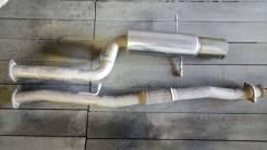 Выхлопная система. Subaru Forester, SG5