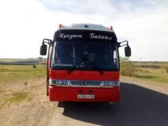 Kia Granbird. Продается автобус Киа Грандберд, 17 000 куб. см., 46 мест