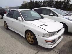 Повторитель поворота в крыло. Subaru Impreza WRX STI, GC8