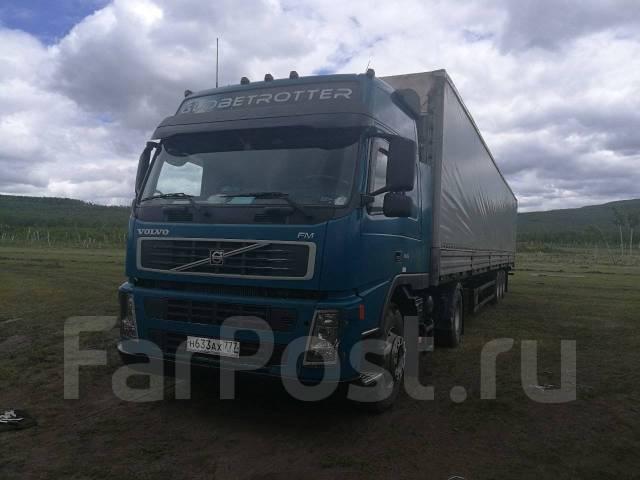 Volvo. FM 2008, 9 364 куб. см., 20 000 кг.