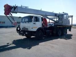 Челябинец КС-45721. Продам автокран , на Камаз еВРО-3, 25 000 кг., 21 м.