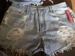 Шорты джинсовые. 54