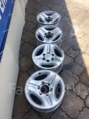 Toyota. 7.0x16, 6x139.70, ET15, ЦО 110,0мм.