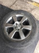 Комплект колёс R17 от Харриер 2008. 6.5x17 5x114.30