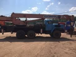Урал 5557. Продам кран КС-55713-3к 25тонн на базе Урала, 25 000 кг.