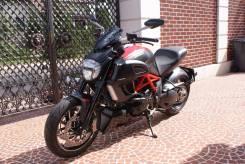 Ducati Diavel Carbon. исправен, птс, с пробегом