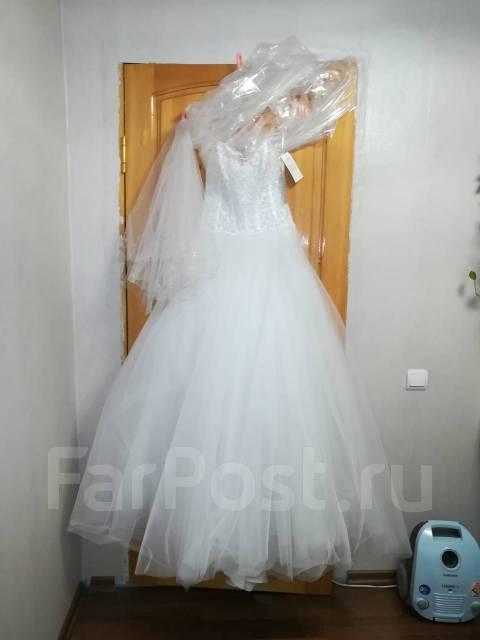 Свадебное платье в спасске