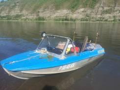 Казанка-5М4. 2012 год год, длина 4,60м., двигатель стационарный, 100,00л.с., бензин