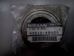 Подшипник ступицы. Nissan Cedric, HY34, MY34, ENY34, Y34 Nissan Gloria, MY34, HY34, ENY34, Y34 Nissan Primera, TNP12, WTNP12 Nissan X-Trail, NT30, PNT...