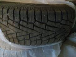 Продам зимние шипованные колеса 265/70/16 на toyota дисках. 7.0x16 6x139.70 ET15. Под заказ