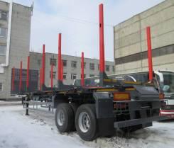 САВ 99402-0000010-03-В. Полуприцеп-сортиментовоз СпецАвто-Восток, 40 000 кг.