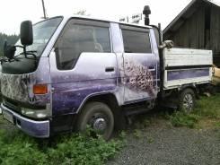Toyota Dyna. Продается двухкабинный грузовик тойота дюна.1996г. отличное состояние, 4 104 куб. см., 2 000 кг.