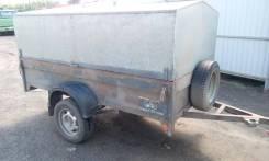 САЗ 82993-01. Продается крытый легковой прицеп, 750 кг.