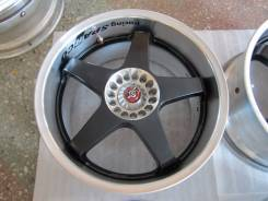Sparco. 8.5/9.5x18, 5x114.30, ET46/45, ЦО 73,0мм.
